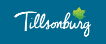 tillsonburg logo reversed